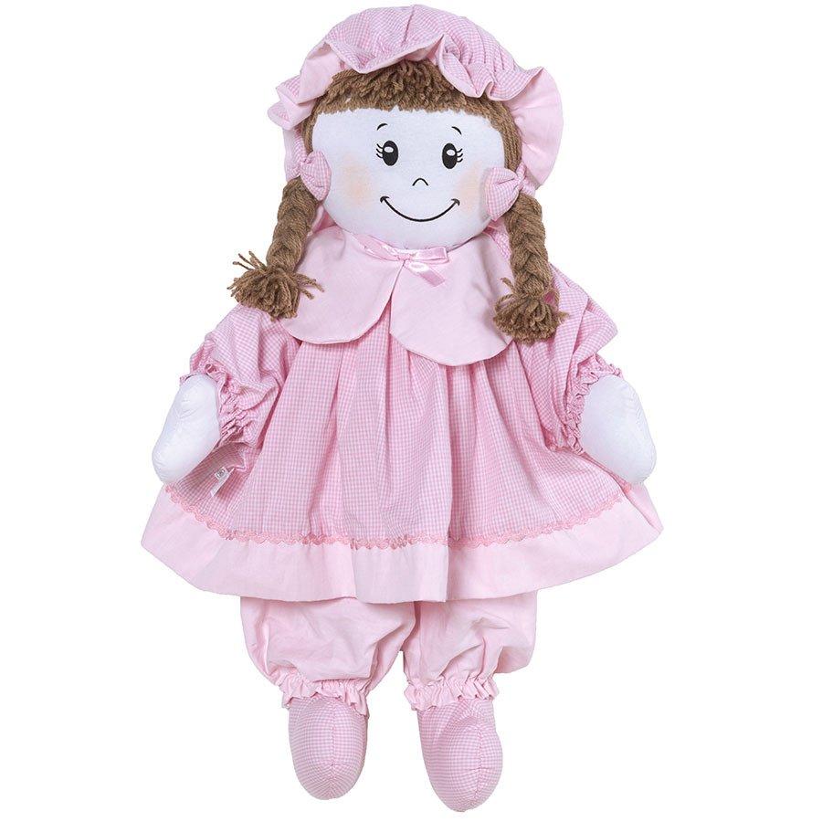 Boneca Para Quarto Enxoval Beb Menina Luxo Rosa Essencial Enxovais ~ Quarto Do Bebe Menina Com Quarto De Bebe De Luxo