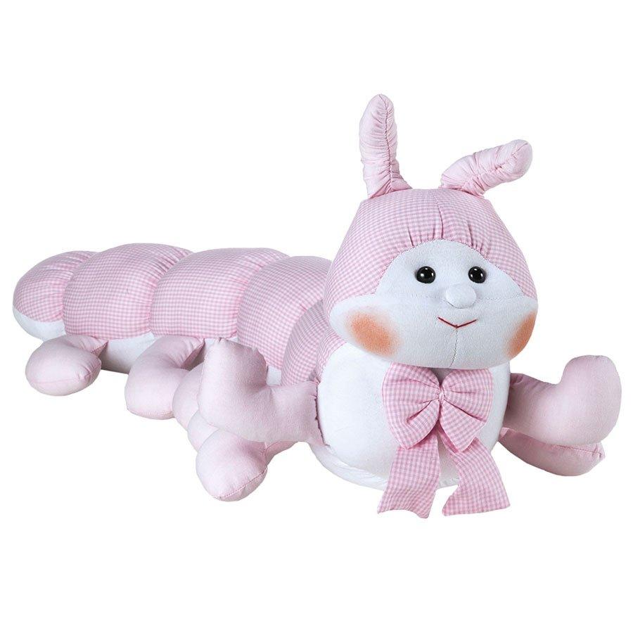 Centopeia Enfeite Decorativo Quarto Enxoval Beb Menina Luxo Rosa  ~ Quarto Do Bebe Menina Com Quarto De Bebe De Luxo