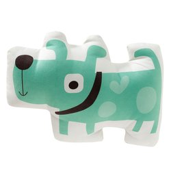 Almofada Decorativa Super Dog Verde