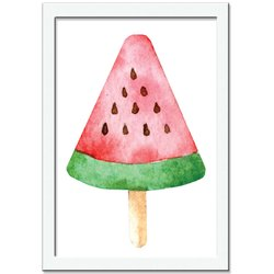 Quadro Decorativo Ice Cream Picolé