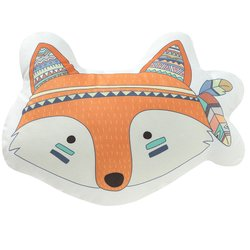 Almofada Decorativa Indian Fox Raposinha