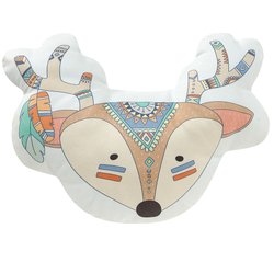 Almofada Decorativa Indian Fox Alce
