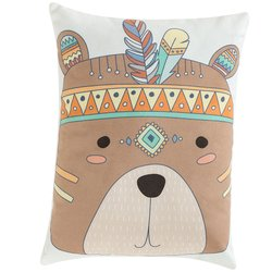 Almofada Indian Fox Urso