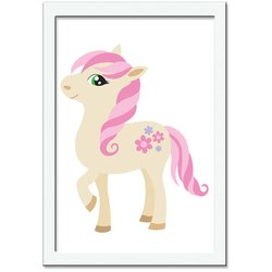 Quadro Decorativo Unicorn