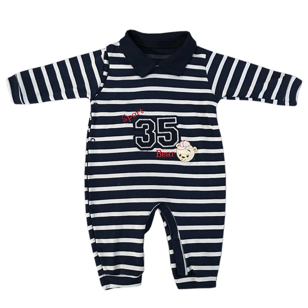 5953dc09ec29e Macacão de Bebê Longo Masculino e Feminino
