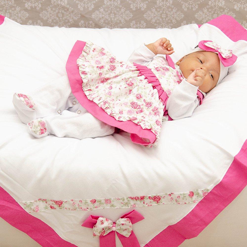927c2e757f Saída de Maternidade Bebê Menino ou Menina