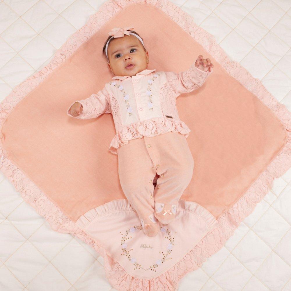 bbaaaee83 Saída de Maternidade Bebê Menino ou Menina