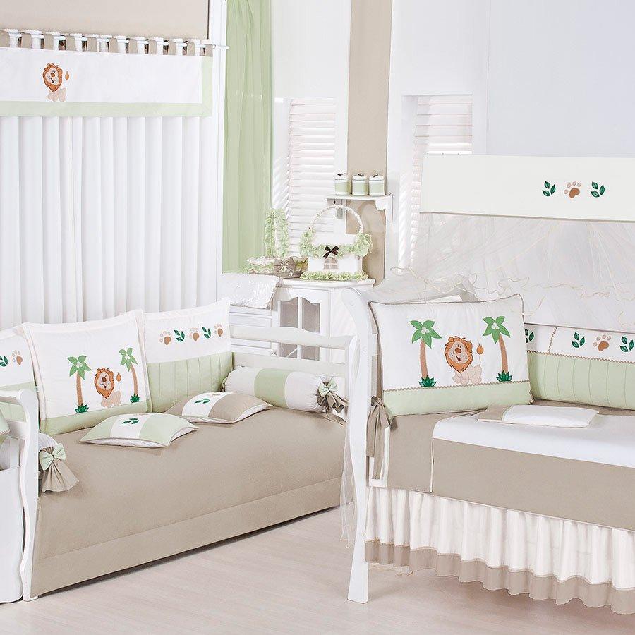 Quarto Completo Le Ozinho Enxoval Beb Menino Essencial Enxovais ~ Cantinho Do Bebê No Quarto Do Casal