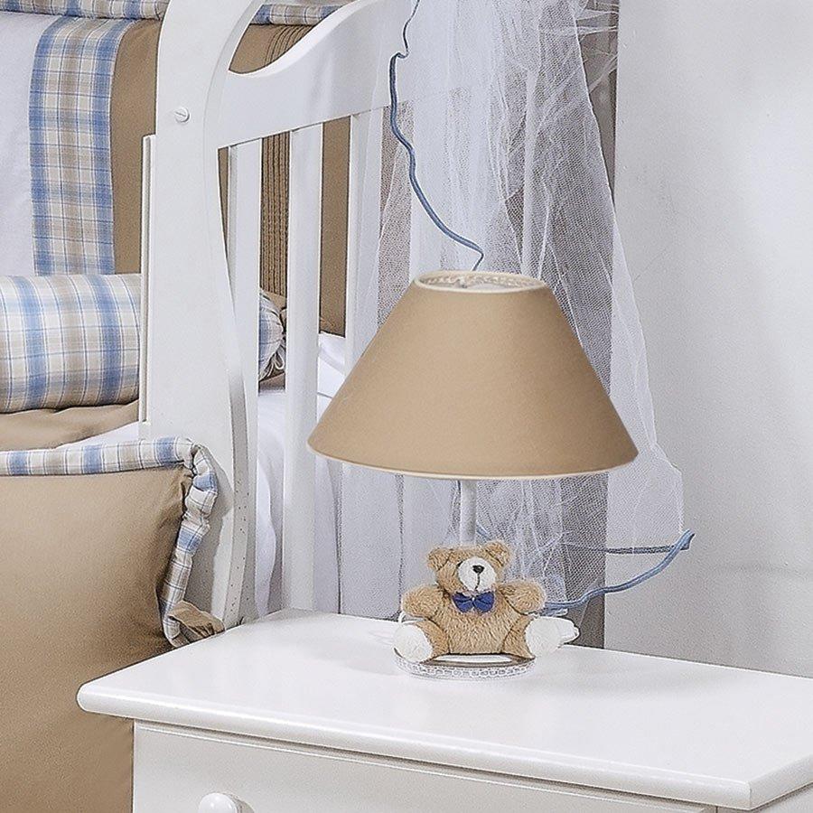 Tapete Para Quarto De Beb Menino Pr Ncipe Urso Bege Essencial  ~ Quarto De Bebe Masculino Principe