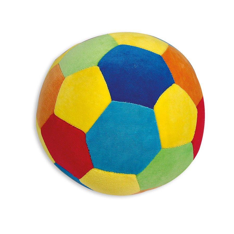 Bola de futebol decorativa colorida essencial enxovais - Bichos bola en casa ...