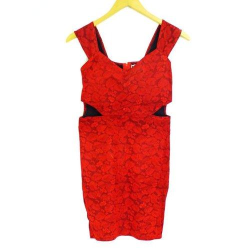 3d96e51cf7 Vestido Curto Ref. LL903 RE - Compre Agora - Feira da Madrugada SP