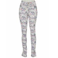 Calça Stretch Estampada