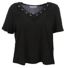Blusa Soltinha Rendada (Plus Size)
