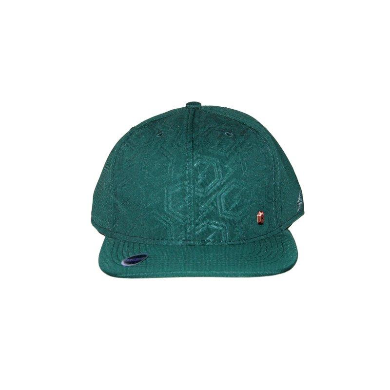 Boné Aba Reta Verde Escuro - Compre Agora - Feira da Madrugada SP ec0a23b747e