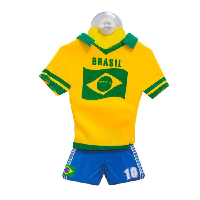 7613d57c09 Bandeira Do Brasil Para Vestir - Compre Agora - Feira da Madrugada SP