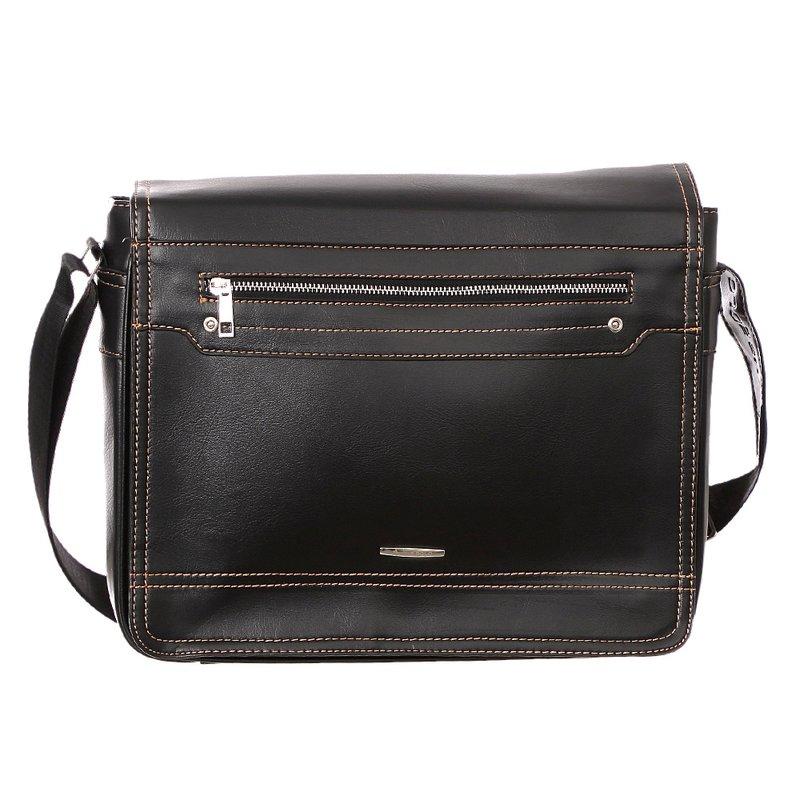 b168b58f5 Bolsa Carteiro Social Masculina - Compre Agora - Feira da Madrugada SP