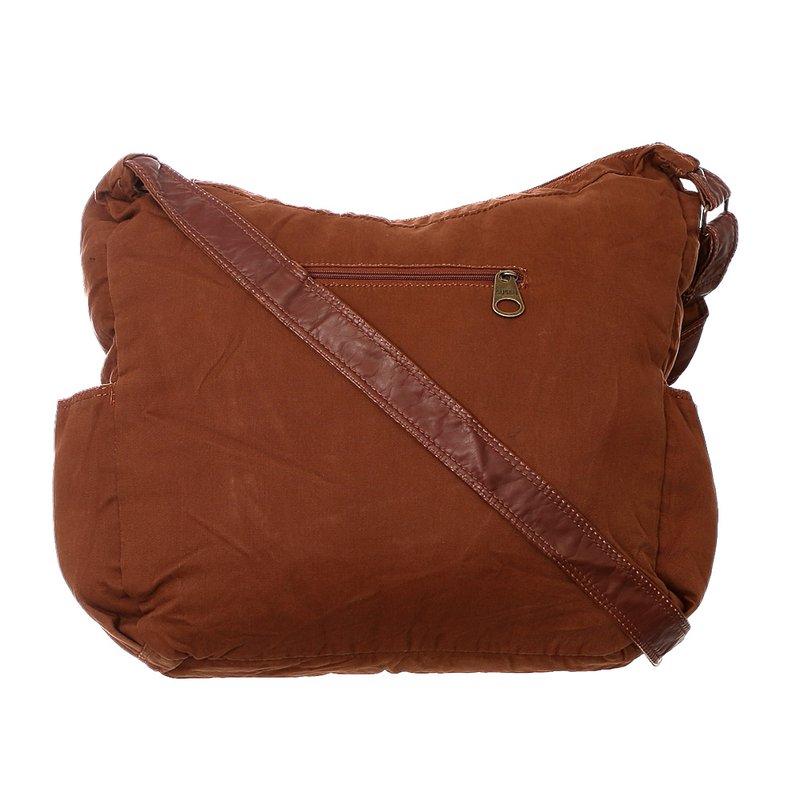 ccc77331a Bolsa Carteiro Transversal Masculina Grande - Compre Agora - Feira ...