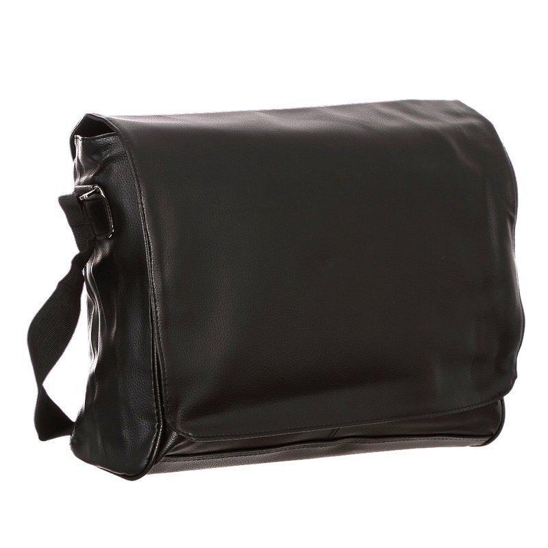 90530f0b5 Bolsa Carteiro Masculino Lisa - Compre Agora - Feira da Madrugada SP