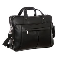 Bolsa Carteiro Executiva Masculina Porta Notebook