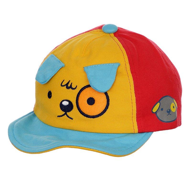 Boné Vermelho Infantil Masculino Dog - Compre Agora - Feira da Madrugada SP 9b54a1a3bbf