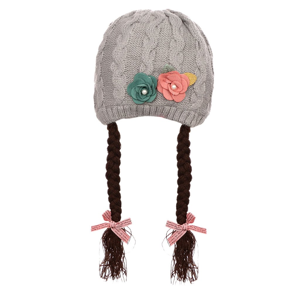Gorro De Tricot Vermelha Infantil - Compre Agora - Feira da Madrugada SP 29a9fe88e97