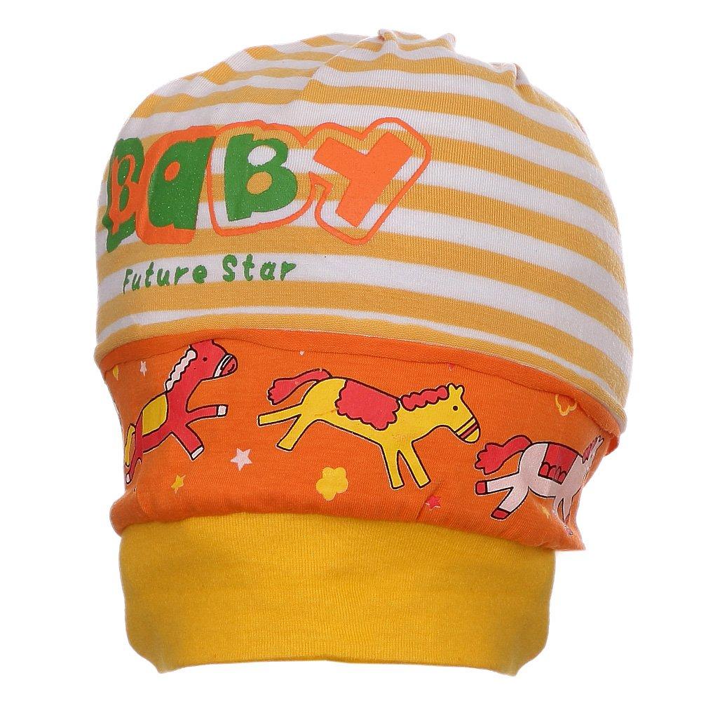Touca Vermelha Infantil Star Bordada - Compre Agora - Feira da Madrugada SP 37fed84969f