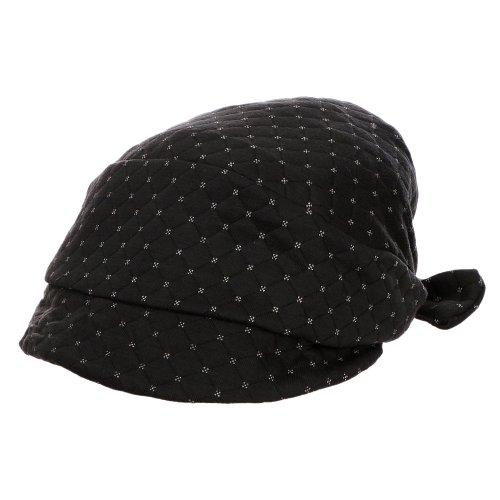 Touca Bandana Cinza Escuro Estampada - Compre Agora - Feira da ... 151cfa0a47a