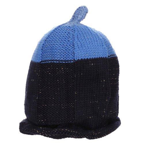 Touca Azul Infantil De Crochê - Compre Agora - Feira da Madrugada SP ecb27b94d29
