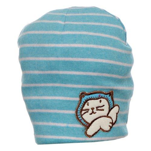 Touca Azul Infantil Listrada - Compre Agora - Feira da Madrugada SP 451cda31f98
