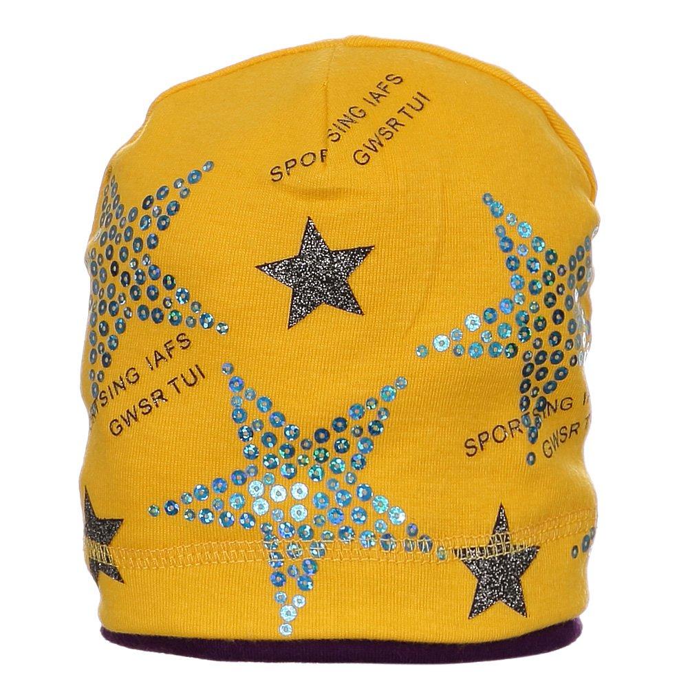 Touca Cinza Infantil Star Bordada - Compre Agora - Feira da Madrugada SP 05875cfb1b5