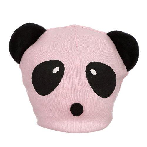 Touca Infantil Rosa Panda - Compre Agora - Feira da Madrugada SP 61d1b21c41f