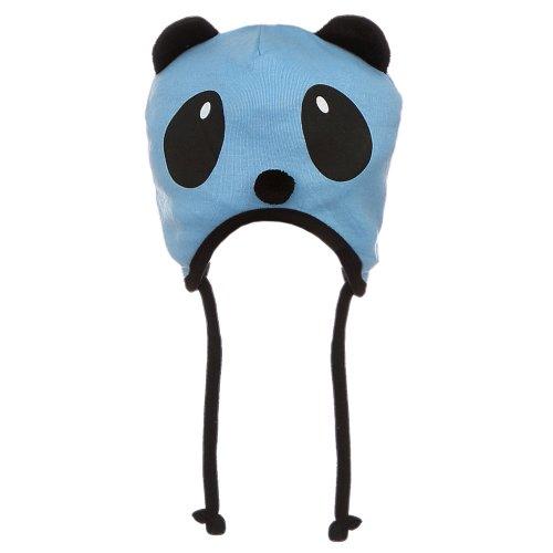 Gorro Azul Infantil Panda - Compre Agora - Feira da Madrugada SP 8f8be42b48c
