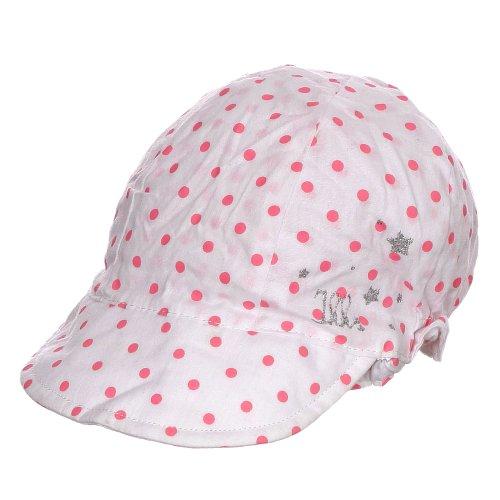 Boné Para Bebê Branco Poá - Compre Agora - Feira da Madrugada SP 5fa739268c1