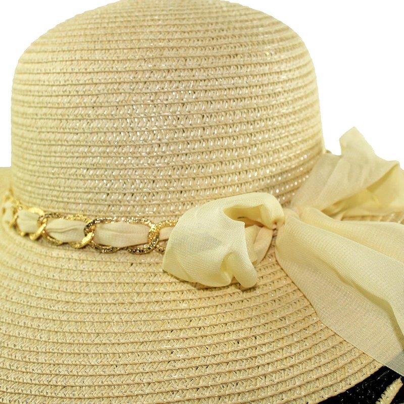 Chapéu Floppy De Praia Feminino - Compre Agora - Feira da Madrugada SP 316366fecc0