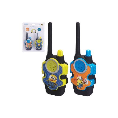 Walkie Talkie Infantil Do Meu Malvado Favorito