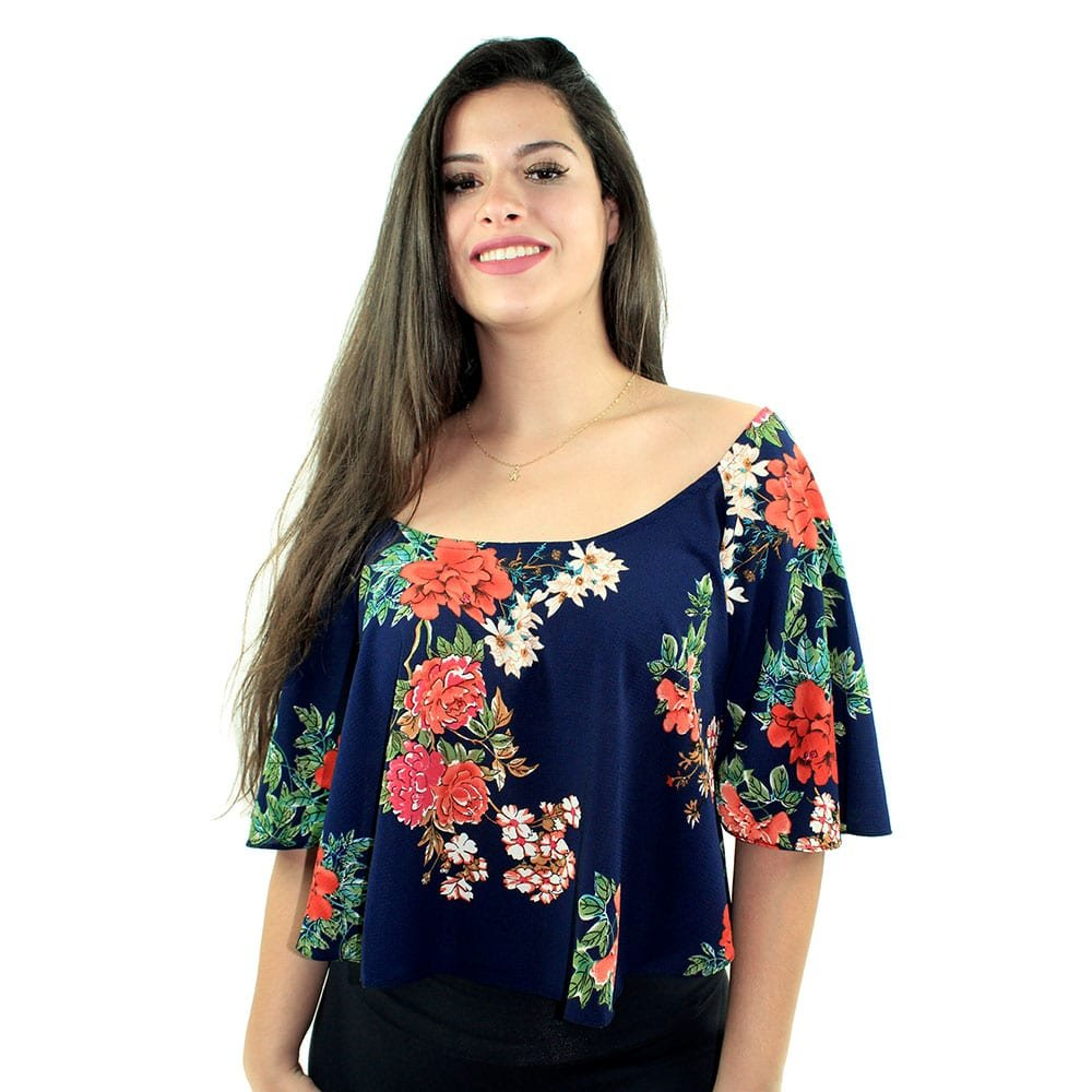 7ed62abff0 Bata-Floral-Decote-Nas-Costas-Trancado Index
