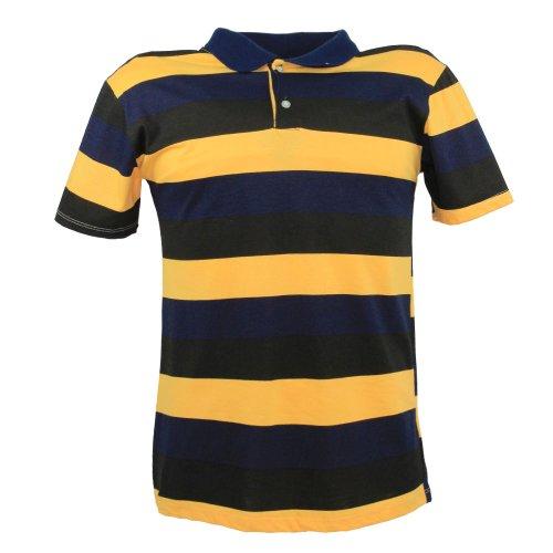 c45e27692f Camisa Polo Masculina Estampa Listrada - Compre Agora - Feira da ...