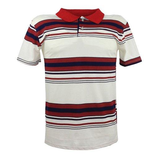 Camisa Polo Masculina Estampa Listrada - Compre Agora - Feira da ... eff92971a4717