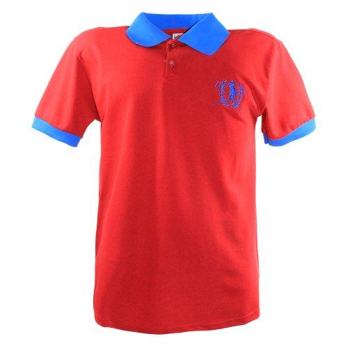 Camisa Polo Masculina Bordado Alto Relevo Frontal - Compre Agora ... 1a1ea0e5ecb