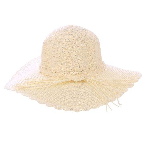 Chapéu Feminino Floppy Praia Com Fita Trançada - Compre Agora ... c0ab11d396b