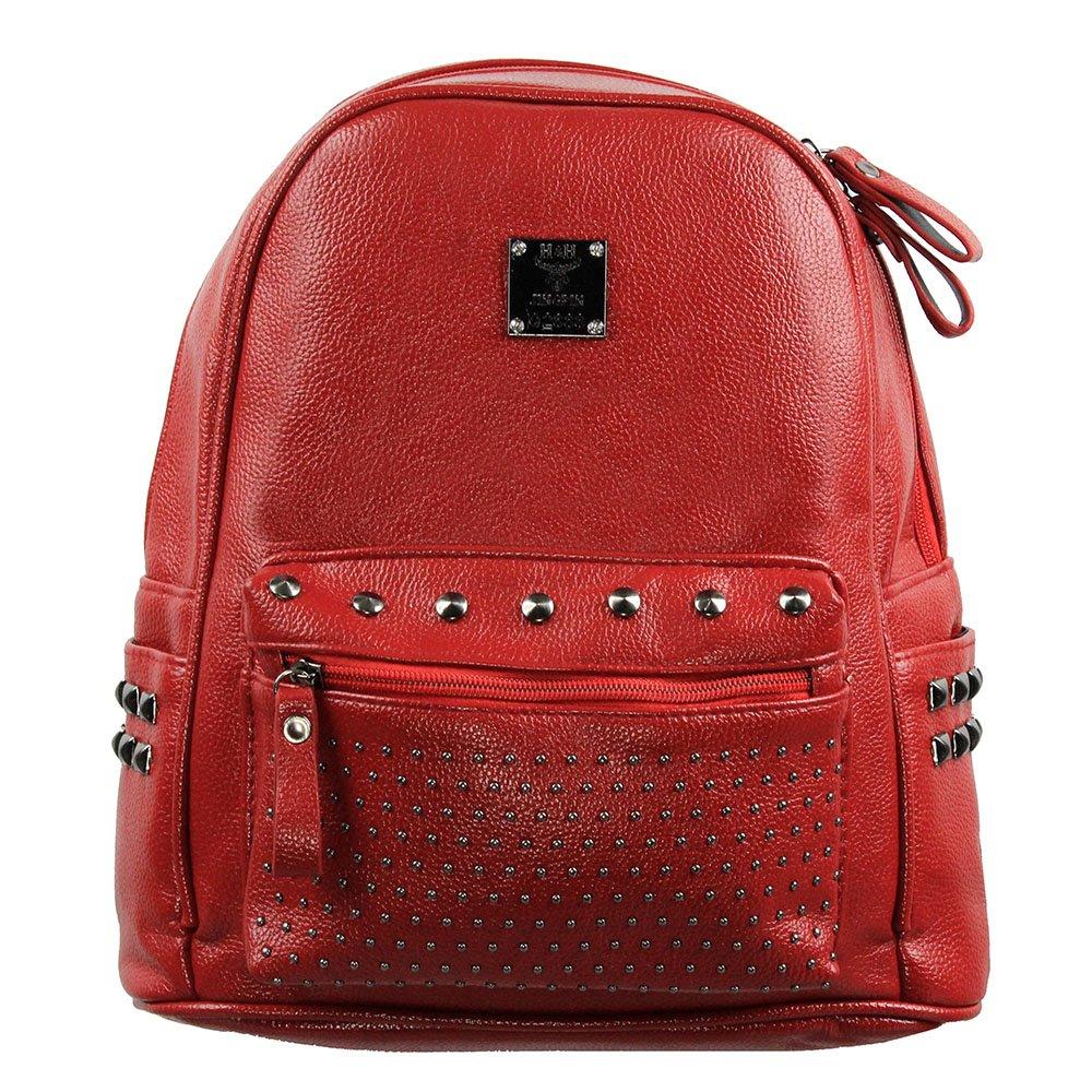 450101b99 Mochila Luxo Feminina Alto Relevo Com Strass - Compre Agora - Feira da  Madrugada SP