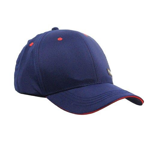 Boné Básico Azul Escuro Com Aba Curva - Compre Agora - Feira da ... ff7f815d18a7e