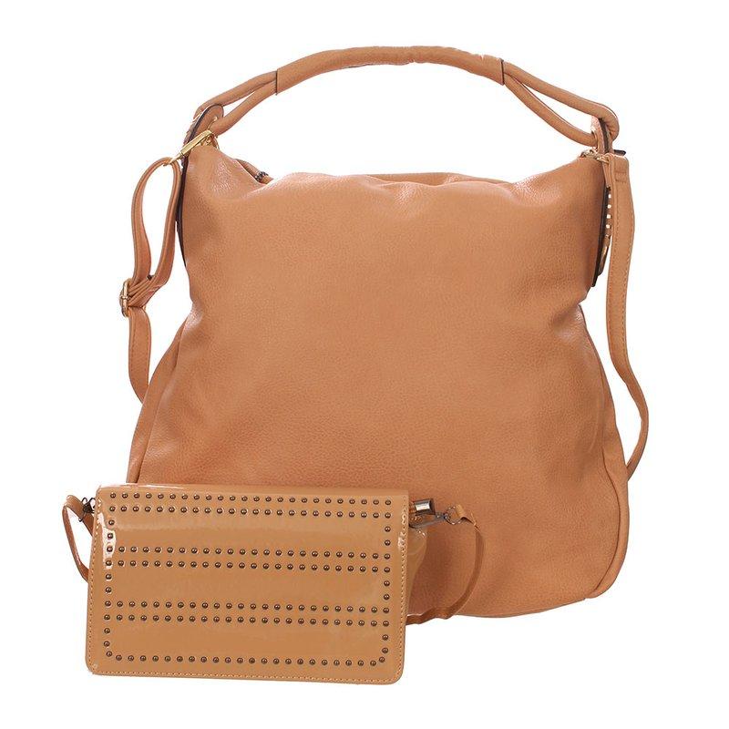 9fa37c492 Kit Bolsa Hobo + Bolsa Carteira Tiracolo Feminina - Compre Agora - Feira da Madrugada  SP
