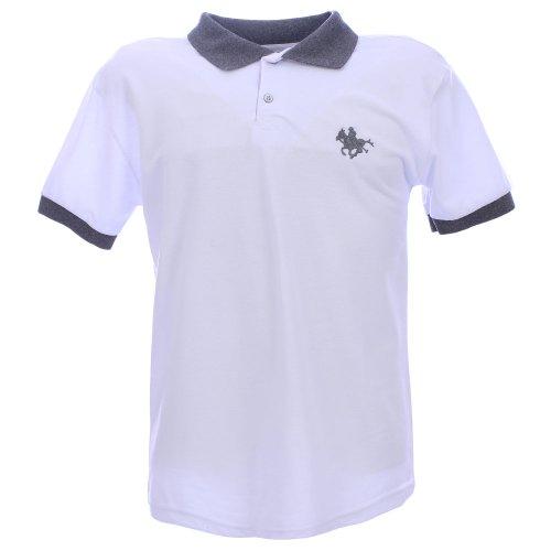 307ef22e9b Camisa Polo Masculina Com Gola Clássica - Compre Agora - Feira da ...