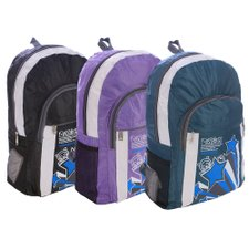 Kit 3 Mochilas Escolares Estampadas