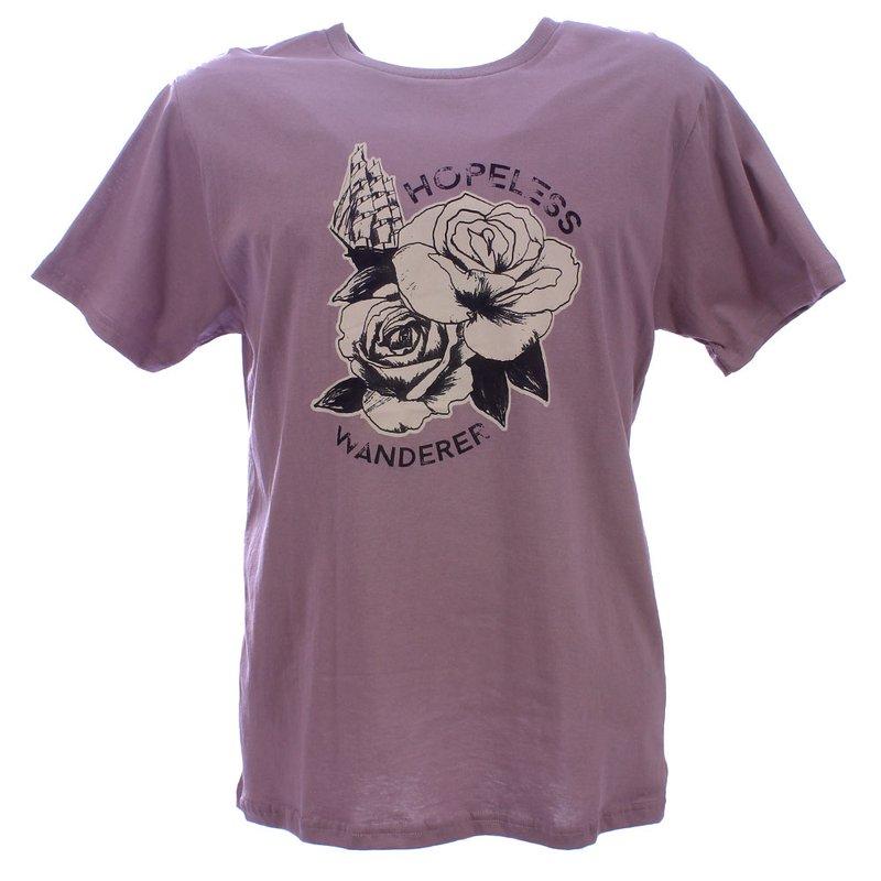 Camiseta Com Estampa Em Alto Relevo - Compre Agora - Feira da Madrugada SP 7102fba6db4