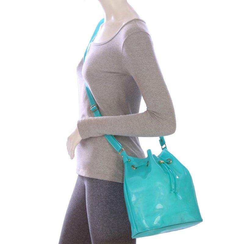 0fe7ff180 Bolsa Saco Ou Transversal Feminina Moda Praia De Silicone - Compre ...