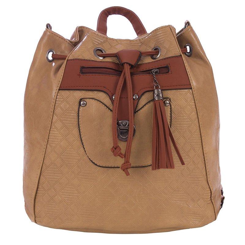 8050b3a3c Bolsa 3 Em 1 Feminina Transversal + Saco + Mochila - Compre Agora - Feira  da Madrugada SP