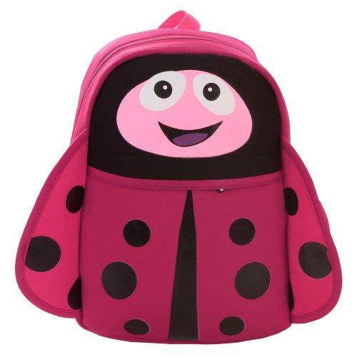 Mochila Escolar Têxtil Infantil Personagens - Compre Agora - Feira ... d6aef52b560