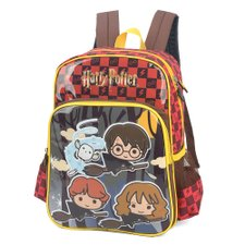 Mochila Infantil Escolar Estampa Do Harry Potter